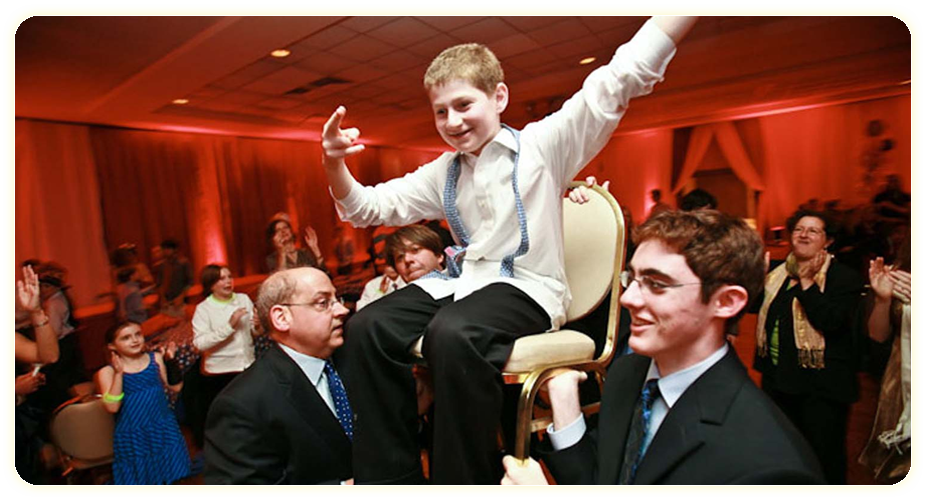 Bar and Bat Mitzvah Events